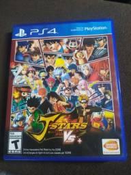 Jogo J-stars Victory PS4