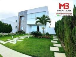 Vendo Casa Condomínio Quintas 2 Caruaru, 4 Suítes e Piscina