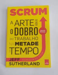 Livro Scrum: como fazer o dobro do trabalho na metade do tempo