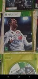 FIFA 18 Original Xbox 360