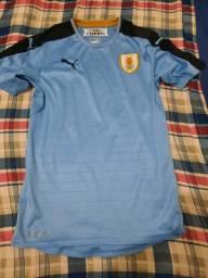 Camisa Seleção Uruguaia