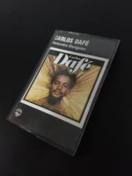 Fita cassete k7 Carlos Dafé