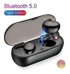 Fone De Ouvido Y30 Tws Wirelles/bluetooth5.0/promocão Barato