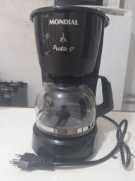 Vendo cafeteira elétrica mondial nova ou troco em panela eletrica