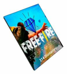 FREE FIRE DIAMANTES