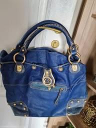 Bolsa Azul Carmem Steffens