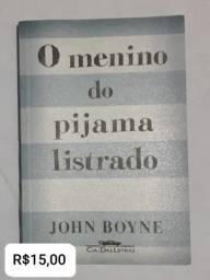 Livro - O menino do pijama listrado