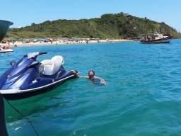 Vendo ou troco jetski Yamaha por bote inflável