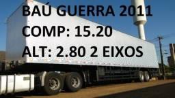 Carreta Baú 15.20 mts 02 Eixos 2011 Estado de Okm