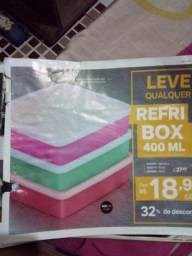 Tuppeware vendo os 2 por 30 reais