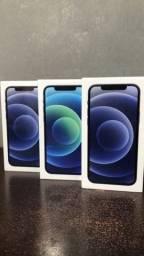 iPhone 12 64gb e 128gb lacrado 1 ano de garantia