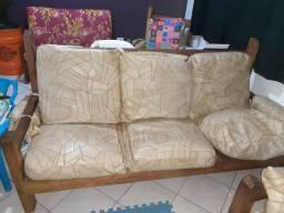 Sofa de Madeira