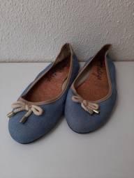 Título do anúncio: Sapatilha Moleca Vintage - Tamanho 35