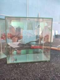 Nincho de vidro