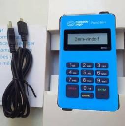 Maquininha de cartão do Mercado Pago, receba o dinheiro na hora com a Point Mini