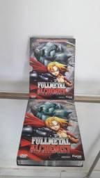 Vendo coleção da Fullmetal