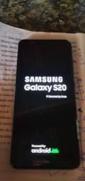 Troca galaxy, S20 por iPhone 11