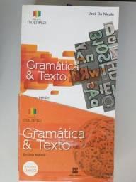 Gramática e texto