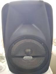 Vendo caixa de som amplificado top 5ooW zera na caixa