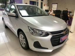 Onix Sedan Plus LT 1.0 2020 Unico Dono