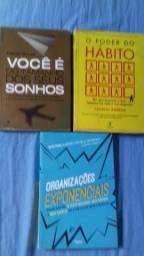 Diversos Livros (Aceito Cartões e PIX)