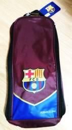 Porta chuteira oficial Barcelona