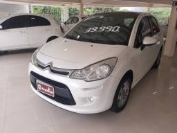 Citroën C3 Tendance 1.5 8V Manual Branco (Flex) 2015