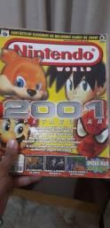 Revistas Nintendo Word