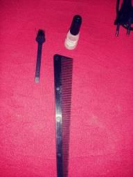 Maquina de corta cabelo toda ok wahl 130 preço negociavel..