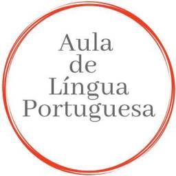 Aulas de português online e presencial
