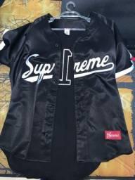 Camisa supreme baseball