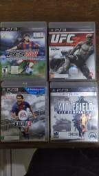 Jogos Cds Ps3/ Play station 3