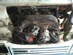 Motor de Fusca completo! Ou em partes!