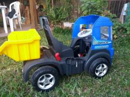 Mini Veículo Caminhão Truck Infantil