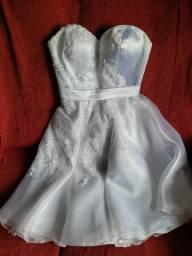Vestido de Noiva - Semi Novo