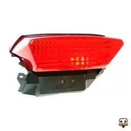 Lanterna Traseira Yamaha Ybr 125 Factor Sem Refletor