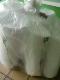 Embalagem de marmita