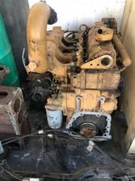 Motor SDLG Pa carregadeira para peças