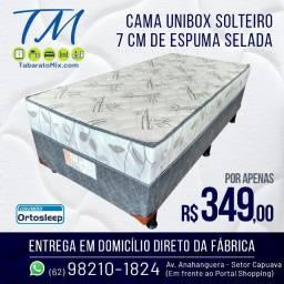 Unibox Solteiro Com Preços Especiais! Confira!