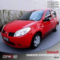 Título do anúncio: Renault Sandero Expression 1.6 2010