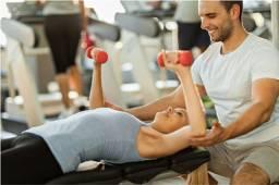 Professor /instrutor de musculação e funcional