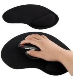 Mouse Pad Ergonômico com apoio de punho super confortável
