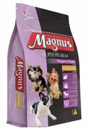 Magnus super Premium peq porte 10kg 100 reais passo cartão