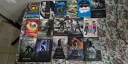 Livros diversos / valores 5,00 e 10,00 reais