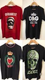 Camisetas peruanas 1ª linha