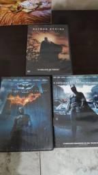 DVD's Trilogia Batman