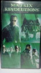 VHS - Matrix Revolutions (Dublado)(Original-WB)