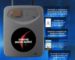 Alarme por APLICATIVO kit Instalado para 6 aberturas!