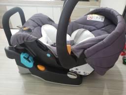 Bebê conforto Key Fit Chicco com base até 13kg
