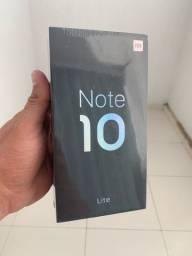 Xiaomi note 10 lite 64gb branco. Novo. Lacrado. Loja fisica. Garantia